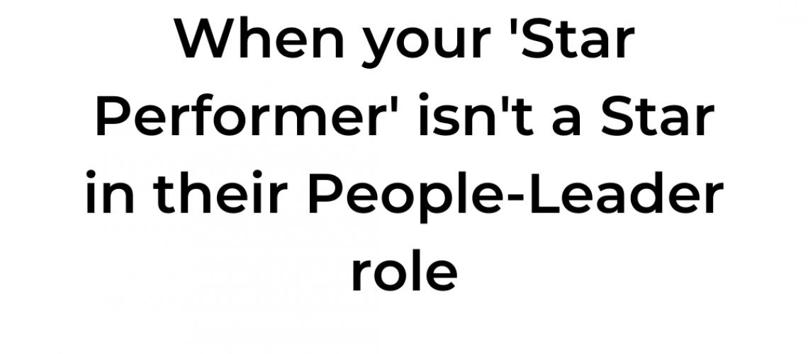 star performer blog post